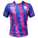 Camisetas Stade Francais Rugby 2017 Imago (opcion Short)