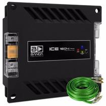Módulo Banda Ice 1604 1600w Rms 4 Ohms Amplificador Potencia