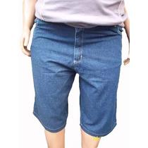 Bermudas Talles Especiales De Jeans Hombres Talles 52 Al 72