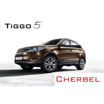 Nueva Tiggo 5 Luxury 2.0 -cvt 7m. -full.-