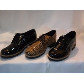 Zapato Dama Charolado Por Mayor (6 Pares 35 Al 40 $1620.00)