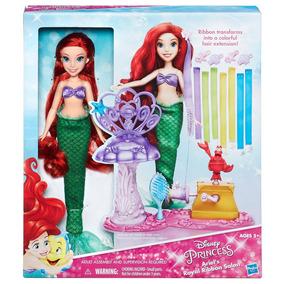 Boneca Princesas Disney - Cabelos Mágicos Ariel - Hasbro