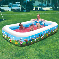 Piscina Mickey Mouse Bestway Colorida - 91008