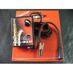 Micrófono Para Saxo Sa310 De Catblues
