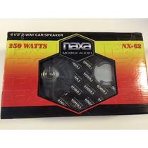 Caixas Naxa Modelo Nx-62 2 Vias 250 Watts (150 Rms) Na Caixa