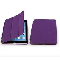 Funda Ipad Mini 4 Smartcover + Mica Cristal Temp + Envio Msi