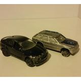 Colección Majorette. Bmw X6 + Mercedes 300 Te