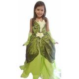 A Princesa E O Sapo - Fantasia Princesa Tiana