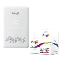 Impressora Fotográfica Portátil Hiti Pringo P231 Wifi Branco