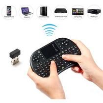 Mini Teclado Sem Fio Para Tv Box Google Tv Mxq Smartv Box