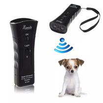 Repelente Eletrônico Ultrassônico Espanta Cães Portátil