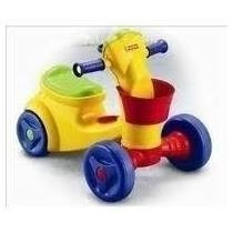 Montable Triciclo Fisher Price 12 - 36 Meses