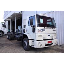 Cargo 2428 09/09 Seminovo No Chassi