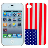Case Iphone 4 Bandeira Eua Estados Unidos