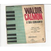 Waldir Calmon - Samba No Arpege - Compacto Ep B6