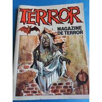 Magazine Comic E Historias De Terror