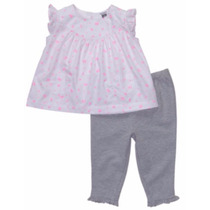 Carters Conjunto 2 Piezas Para Bebé Niña 100% Original