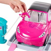 Barbie Salão De Automóvel Carro Lava Rápido - Mattel Ckp80