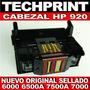 Cabezal Hp 920 Impresora A3 Hp 6000 6500 7000 7500a