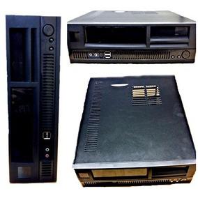 Cpu Desktop Core 2 Duo + 2gb + Hd 80gb + Leitor + Wifi Nova