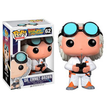 Funko Back Future Doc ¡sólo En Gamers!