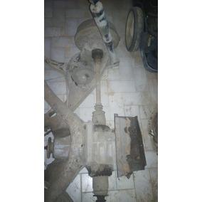 Suspencion Tracera De Ford Sierra Zafiro Completo