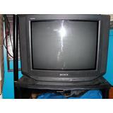 Tv Sony Trinitron Kv21se40a-21 Pulg181 Canales