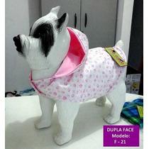 Roupa Cachorro E Gato C/ Capuz Macho E Fêmea Porte Pequeno