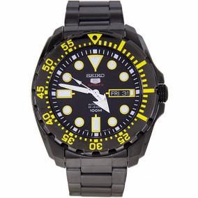 Reloj Seiko 5 Dive Automatico Srp607k1 Entrega Inmediata