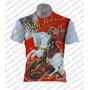 Camiseta Orixá - São Jorge - Ogum 68
