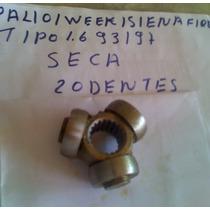 Trizeta Palio Weekend / Siena Fire /tipo 1.6 93/97 20 Dentes
