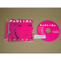 Paulina Rubio Ananda 2006 Universal Cd