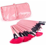 Kit De 24 Cepillos P/ Maquillaje Profesional Ilove Cosmetics