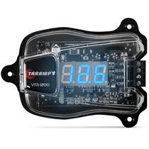 Medidor De Bateria Taramps Vtr 1200 Led Azul Digital Som