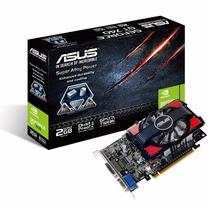 Asus Geforce Gt740 2gb Ddr3 Pci-e Hdmi Vga / Gt 740 Necxus