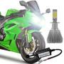Lampada Farol De Led Moto Bmw Honda Kawasaki Triumph Suzuki