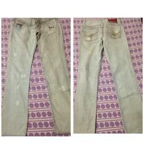Calça Jeans Claro Feminina Cia Fashion Desapego