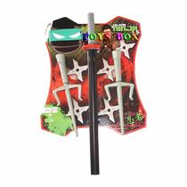 Espada Samurai, Sais(adagas) Ninja Fantasia Brinquedo Festas