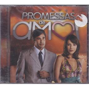 Novela Mutantes - Cd Promessas De Amor - Record - Lacrado