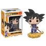 Goku Con La Nube Voladora. Dragon Ball Z Funko Pop. Original