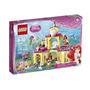 Juguete Undersea Palace De Lego Disney Princess Ariel