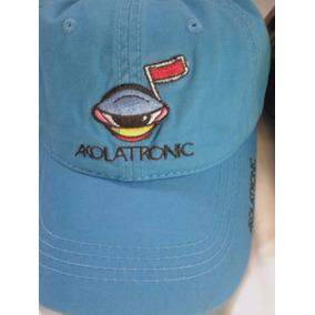 Gorras De Tela Con Bordado Solo La Azul Akolatronic