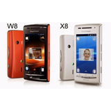 Telefonos Celulares Sony Xperia X8 Libres