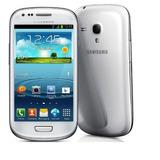 Carcaça Branca I8190 P/ Samsung Original Galaxy S3 Siii Mini