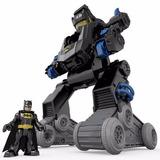 Brinqeuedo Imaginext Batman Batbot Fisher Price Dmt82