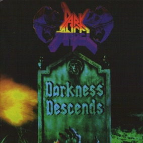 Cd Dark Angel - Darkness Descends C/ Bônus - Novo!!