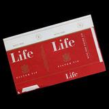 ¬¬ Marquilla Chile Cajetilla Cigarrillo Life Mint