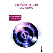 Brevisima Historia Del Tiempo - Stephen Hawking / Booket