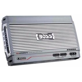 Amplificador Boss Onix Nx2500.4 2500w 4 Channel Novo + Nfe