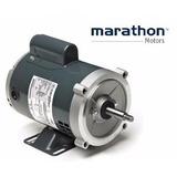 Motor Elétrico Monofásico Para Bomba Dágua 3/4cv (0,55kw)